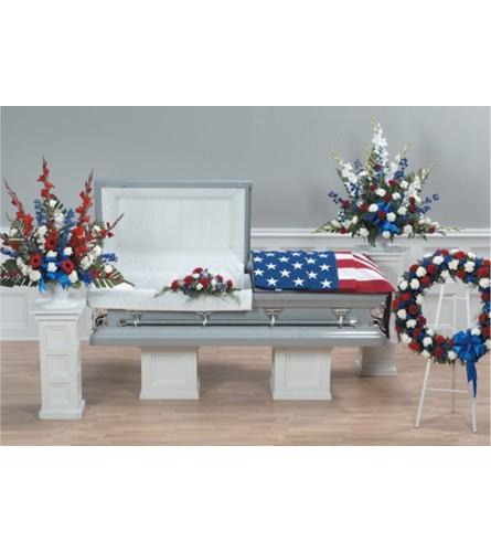 Patriotic Tribute Package