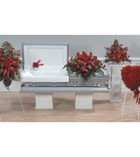Carnation Tribute Package