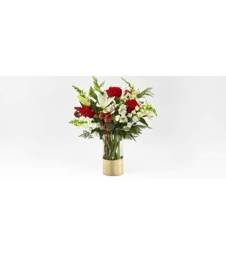 Golden Beauty Bouquet