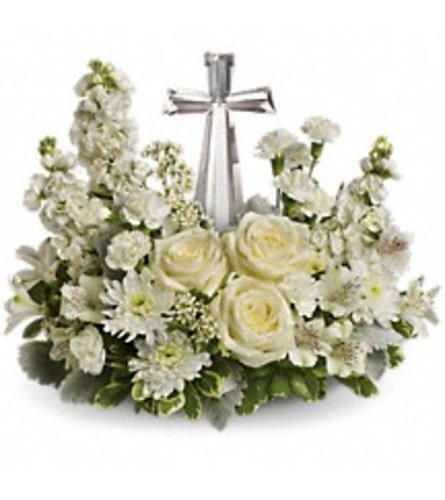 Teleflora's Divine Peace Bouquets
