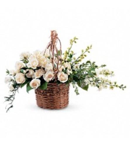 Basket of Light Bouquet