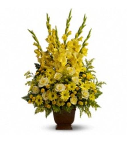 Teleflora's Sunny Memories Bouquet