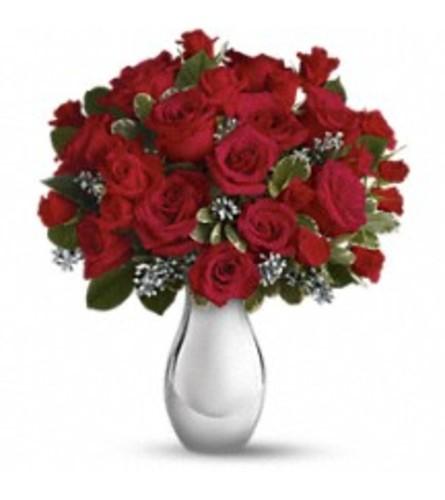 Teleflora's Winter Grace Bouquets