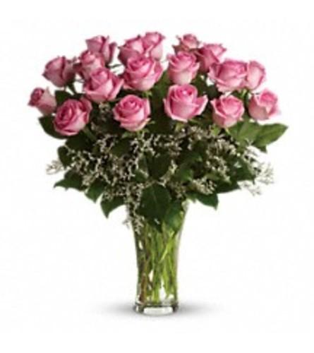 Make Me Blush Rose Bouquet