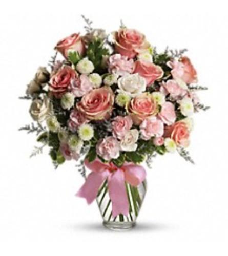Cotton Candy Bouquet By Teleflora
