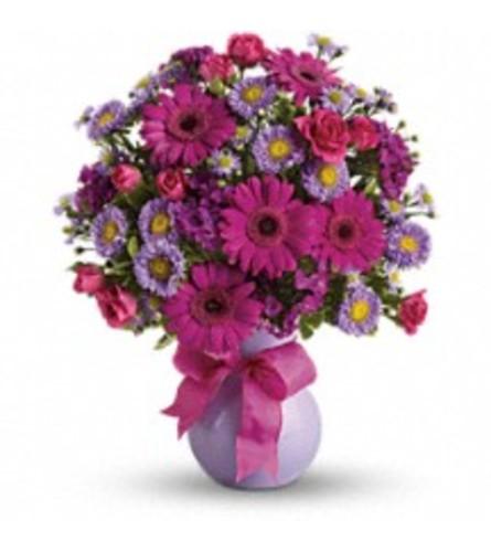 Teleflora's Joyful Jubilee Bouquets