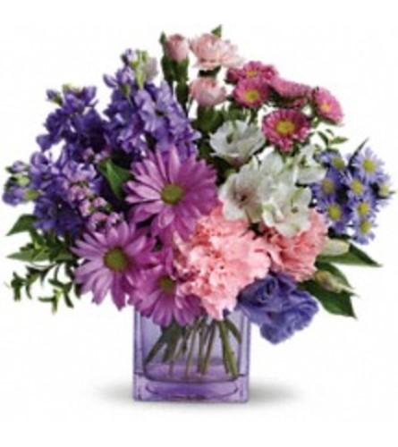 Heart's Delight Bouquet by Teleflora