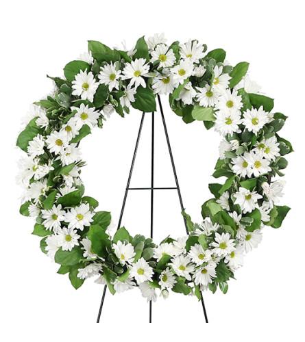 Grandmother's Garden Remembered Wreath