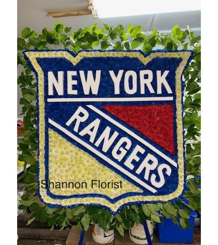 NY Ranger Logo