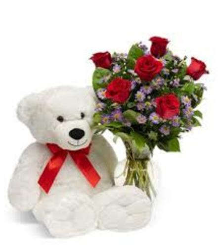 Beary Sweet On You Bouquet
