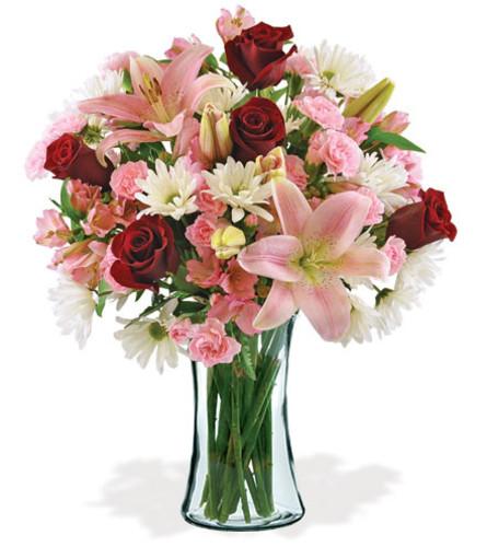 Deepest Condolences Bouquet - Greater