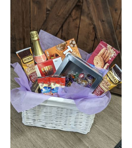 Treats Gift Basket