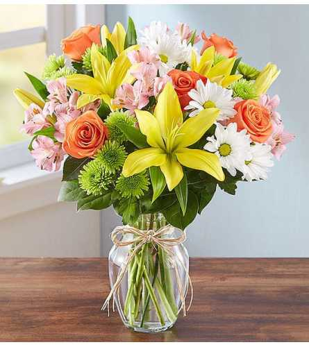 Fields Of Europe® Sympathy Bouquet