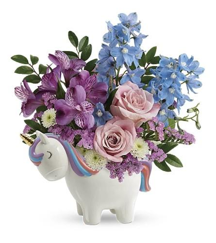 Pastel Unicorn bouquet
