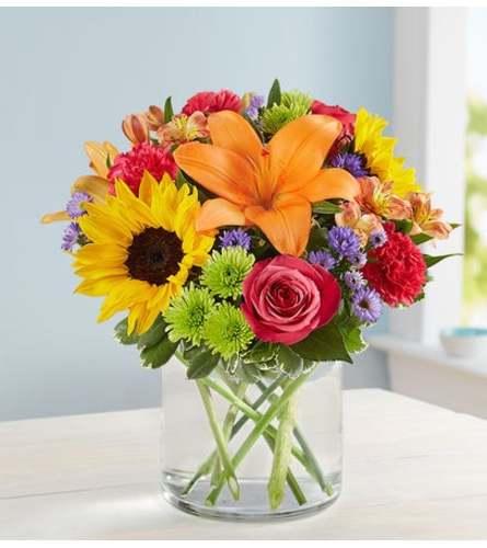 Embrace flower bouquet