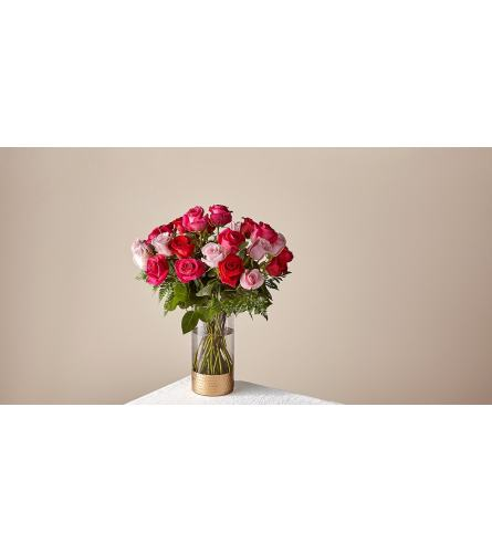 FTD Rose Colored Love Bouquet