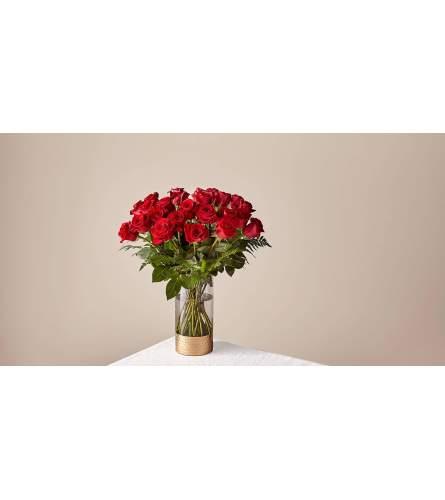 FTD Lovebirds Red Rose Bouquet