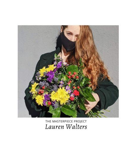 January Masterpiece: Lauren Walters