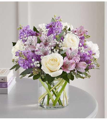Lovely Lavender Medley-Large