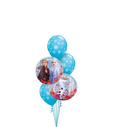 Frozen Classic Balloon Bouquet