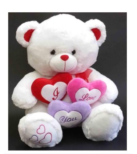 "Teddy ""I love you"""
