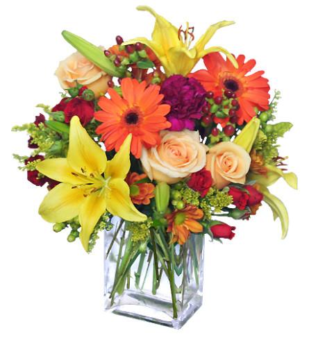 Floral Spectacular!