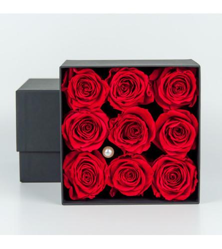 Love Forever rose box