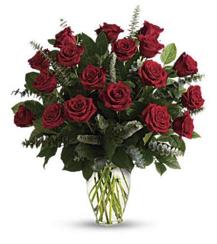 Love Eternal (18 ) Rose Arrangement