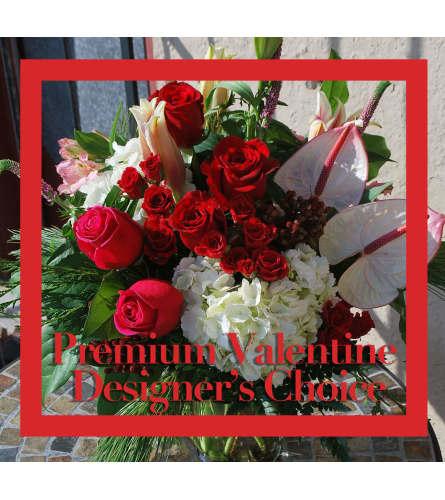 Premium Valentine Designer's Choice