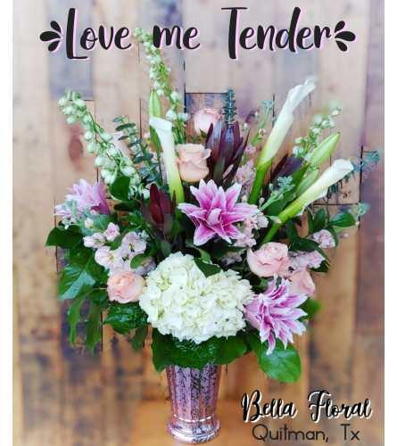 Love Me Tender- Valentine's Special