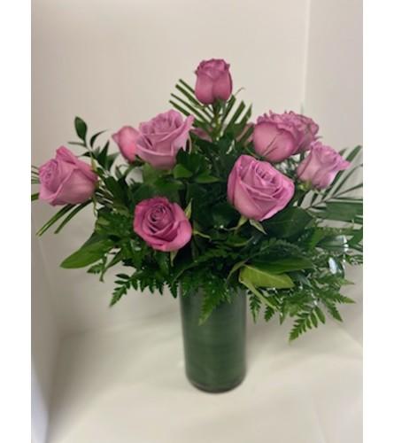Lavender Roses (6-18)