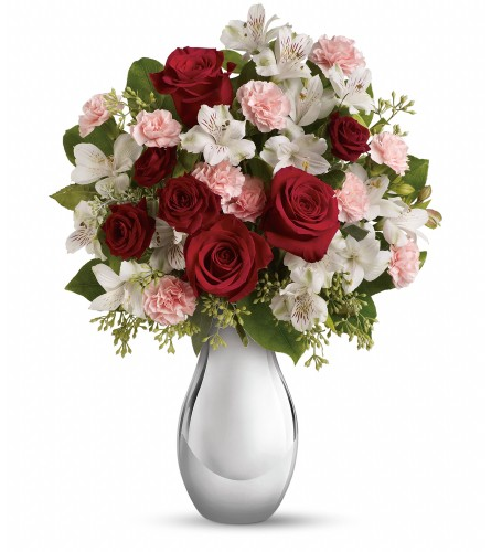Teleflora's Crazy for You