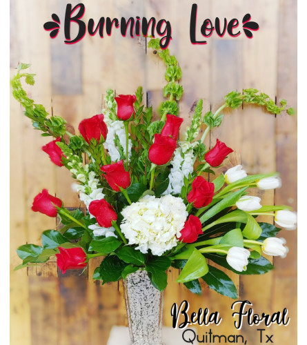 Burning Love- Valentines Special