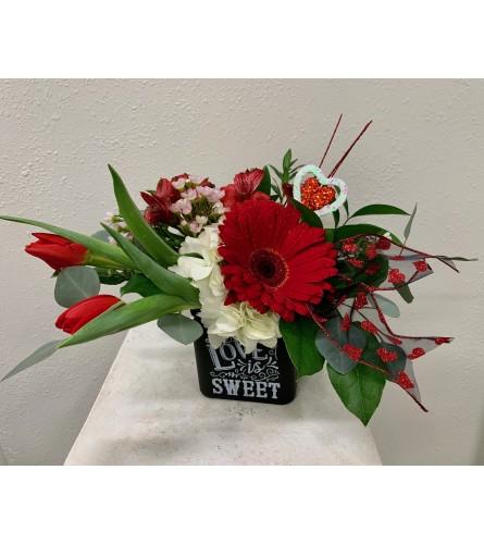 Love is Sweet Bouquet