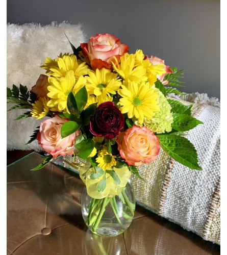 Blissful Happiness Bouquet