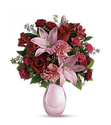 Popular Pink Mixed Arrangement