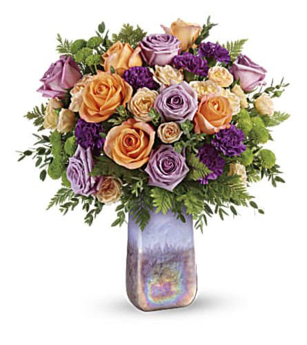 Amethyst Sunrise Bouquet