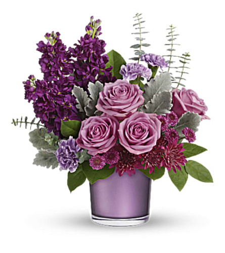 Always Amethyst Bouquet