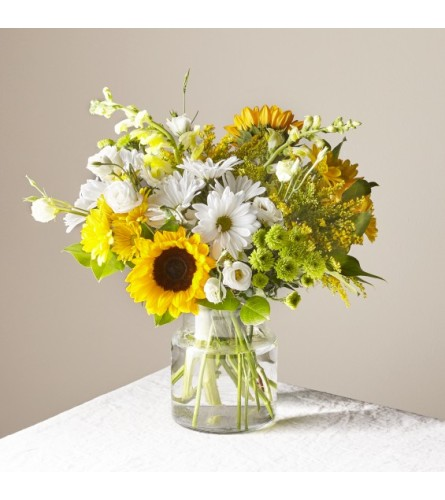 The Hello Sunshine Vase