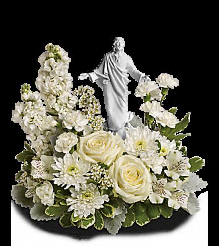 Sacred Grace floral arrangement