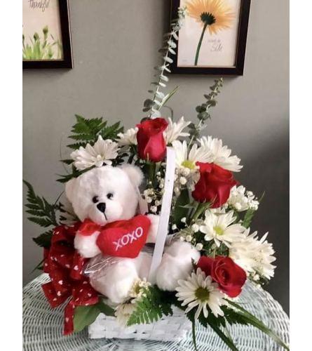 Bear my Valentine