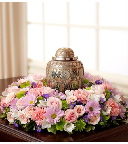 Flower Urn Set