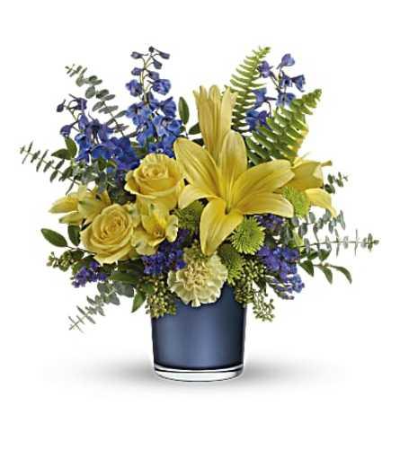 Sapphire Sunrise Bouquet
