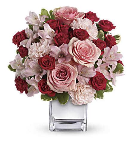 Teleflora's Love That Pink Bouquet