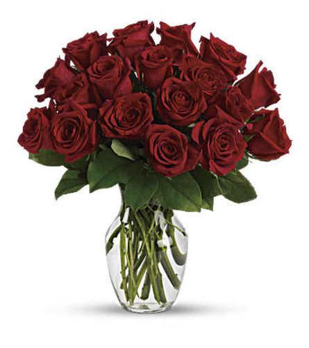 Enduring Passion Rose Bouquet