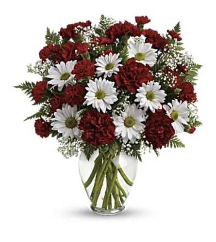 Love Simplicity in Vase