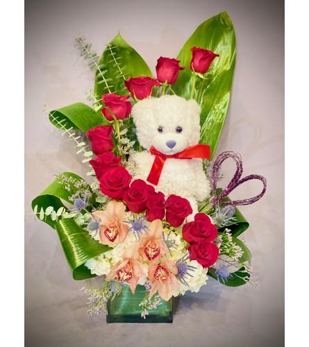 Beary Perfect Valentine