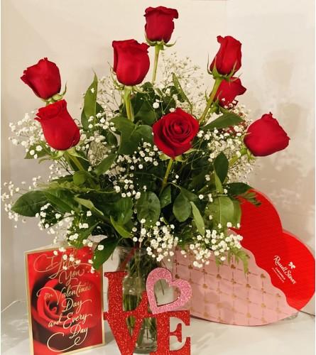 Always & Forever Roses