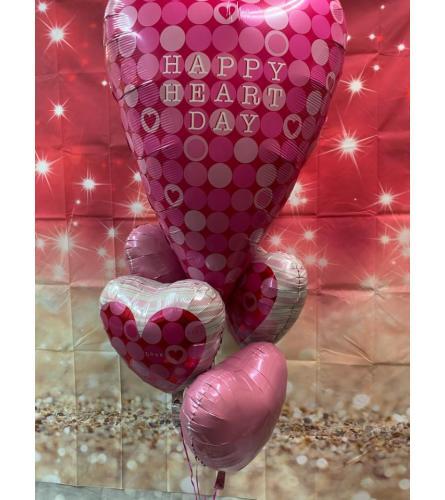 Lots of Love Balloon Bouquet