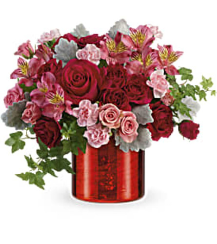 Teleflora Moonstruck Mercury Bouquet TF